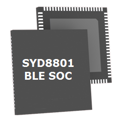 SYD8801低功耗蓝牙